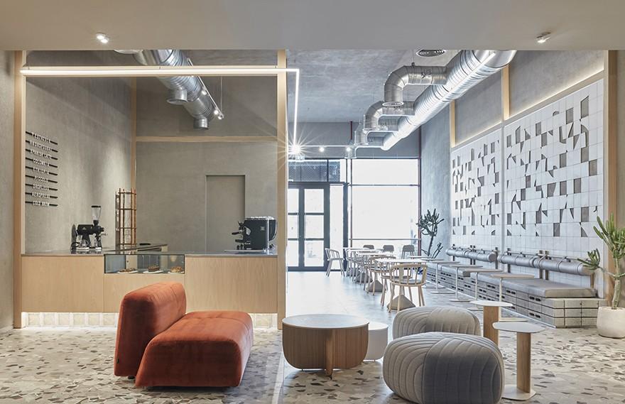 Roar Studio | Dubai Cafe