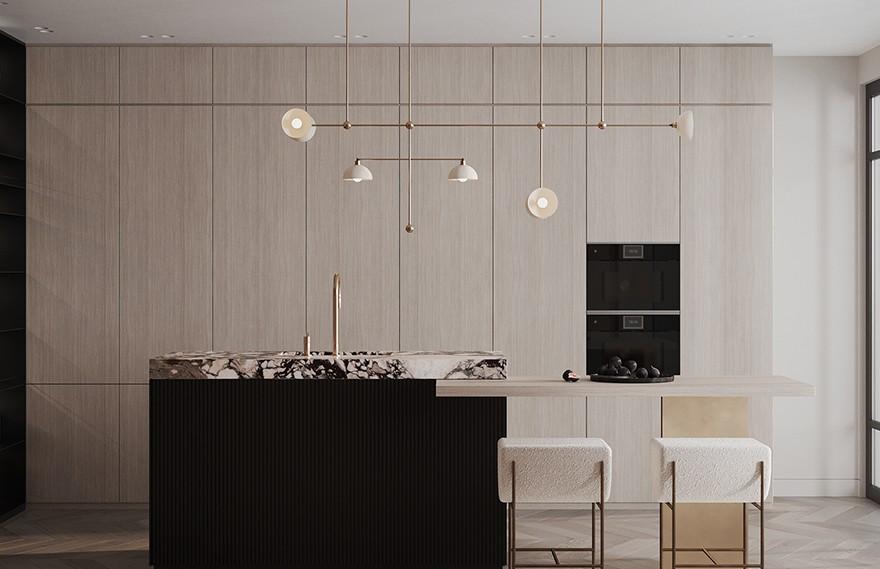 TAKA Interior | Upper East Side Apartments
