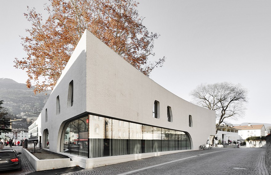 MoDus Architects | TreeHugger Tourist Office , 拥抱自然根源的建筑
