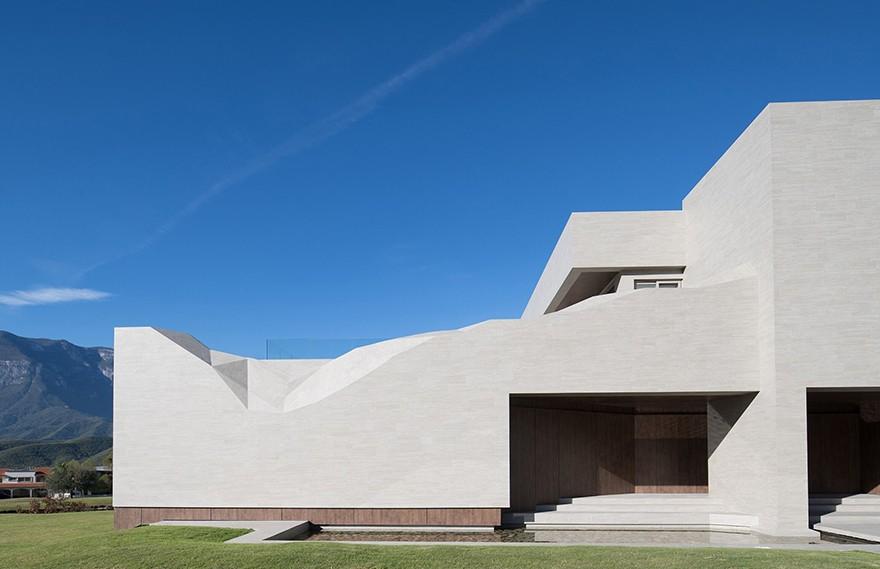 Bolivar Arquitectos | M+B Residence , 与众不同的奢华住宅
