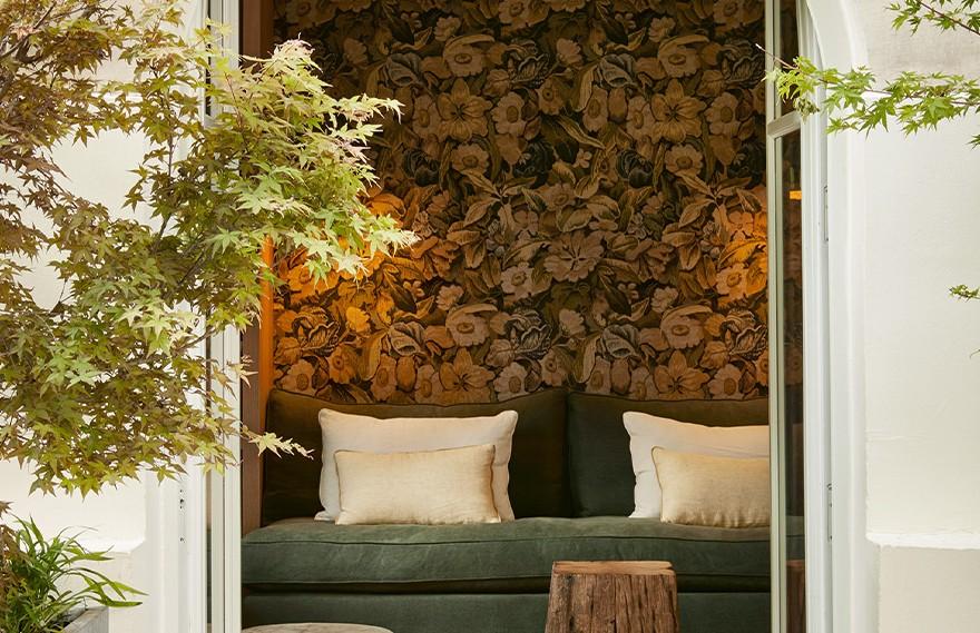 Emilie Bonaventure | Talma , 自然清新的舒适住宅