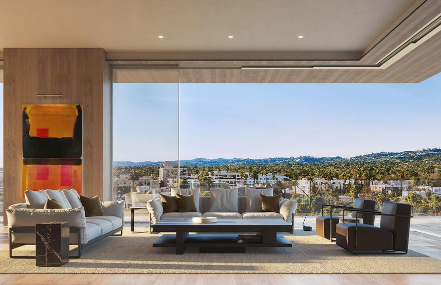 Olson Kunding | 8899 Beverly Penthouse
