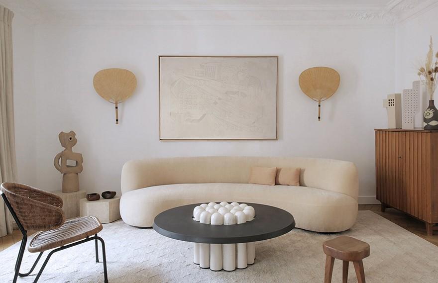 Emmanuelle Simon | Saint-Germain Apartment