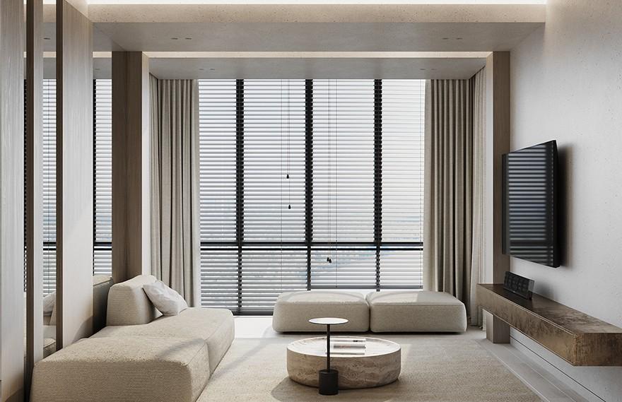 Quadro Room | Hallway