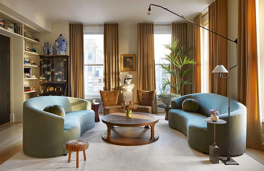 Michael Tomei | New York City Apartment