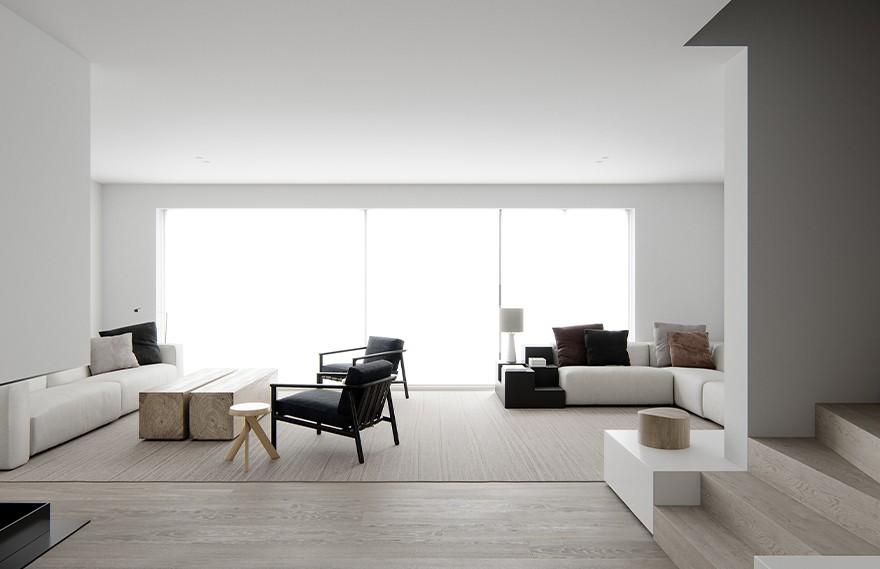 Vincent Van Duysen | DRD Apartment