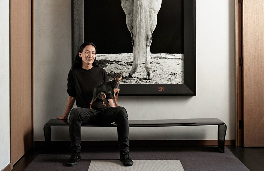 Ryan Korban | 华裔时尚设计师王大仁纽约的家