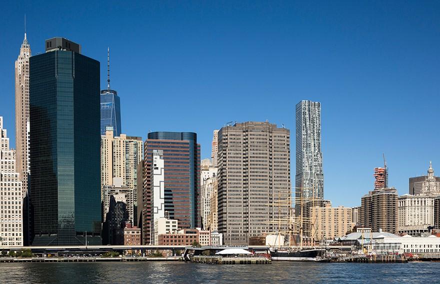 Frank Gehry | 8 Spruce Street