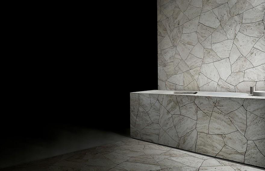Giorgio Rava | Pelle , 创造起源的痕迹