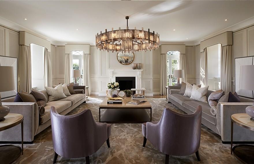 Laura Hammett | Surrey Family Home,Luxury  Aesthetics of London