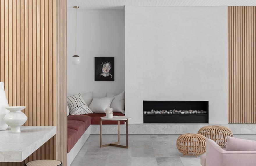 BPB Residence , 宁静简约的现代主义住宅