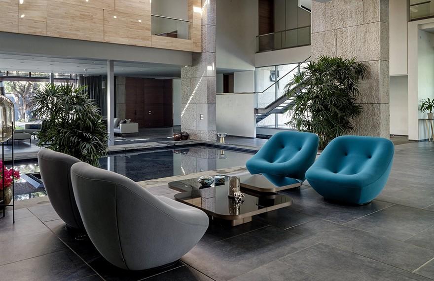 Mindspace | Aqua Grid House