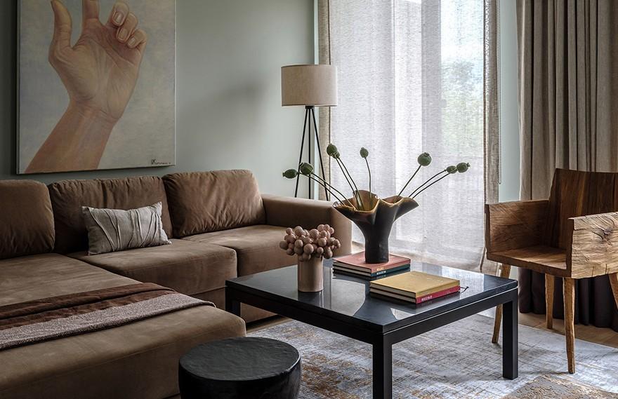 Svetlana Herzen | Bachelor Apartment