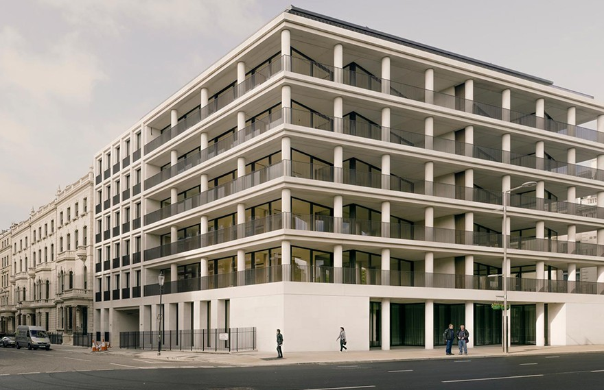 David Chipperfield | One Kensington Gardens