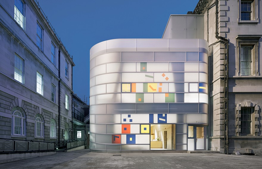 Steven Holl | Maggies Center London