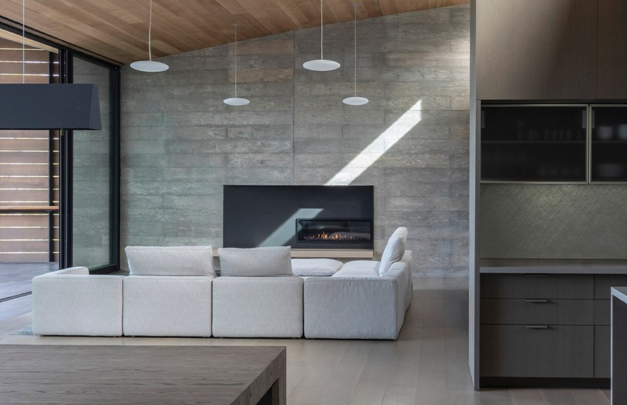 Faulkner Architects | Viewfinder House