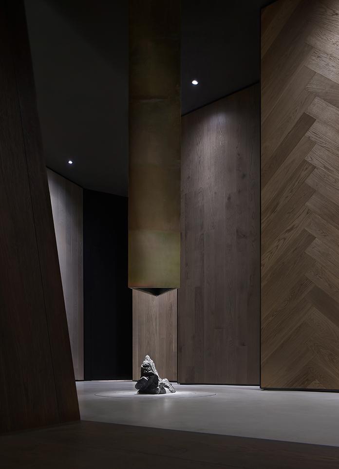 Point Depth Design | BOEN Wooden Floor Exhibition