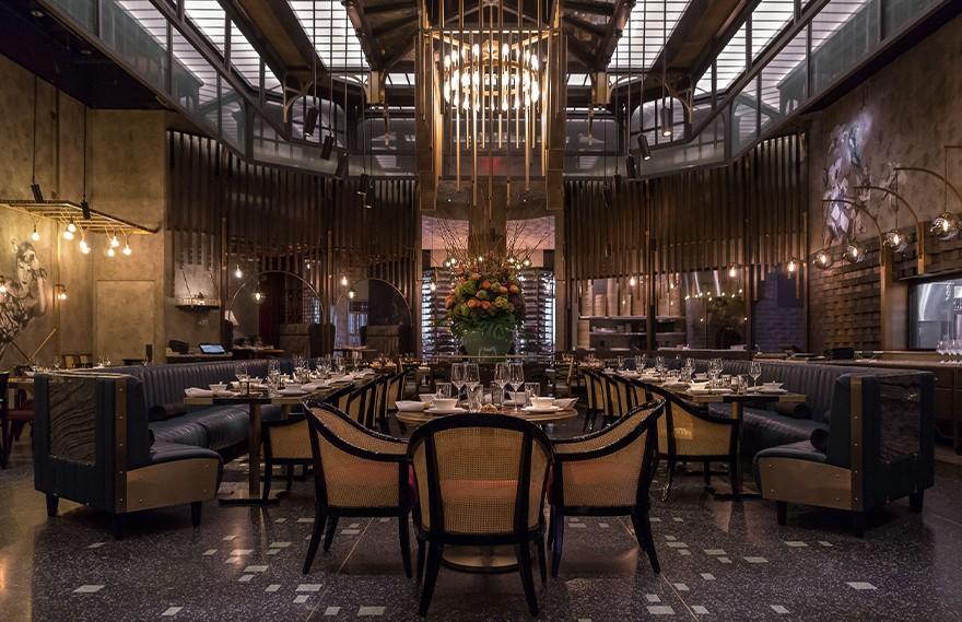 拉斯维加斯Mott 32餐厅