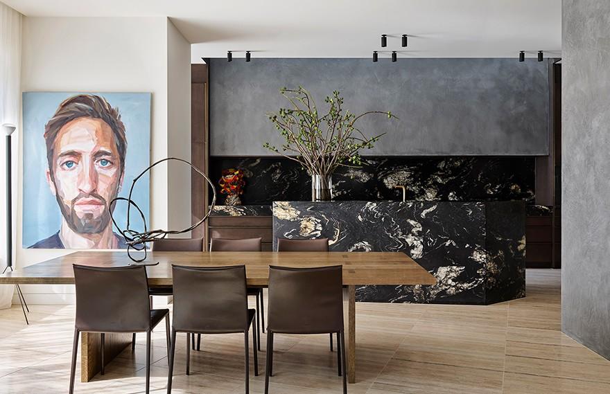 David Flack | Maxwell Apartment