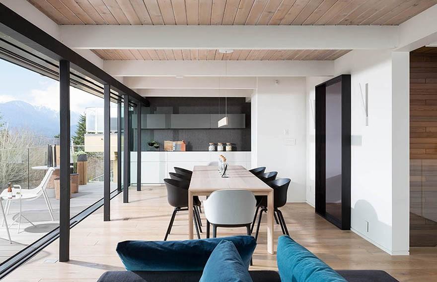 Laura Melling | Hythe Residence , 木质细节的现代住宅