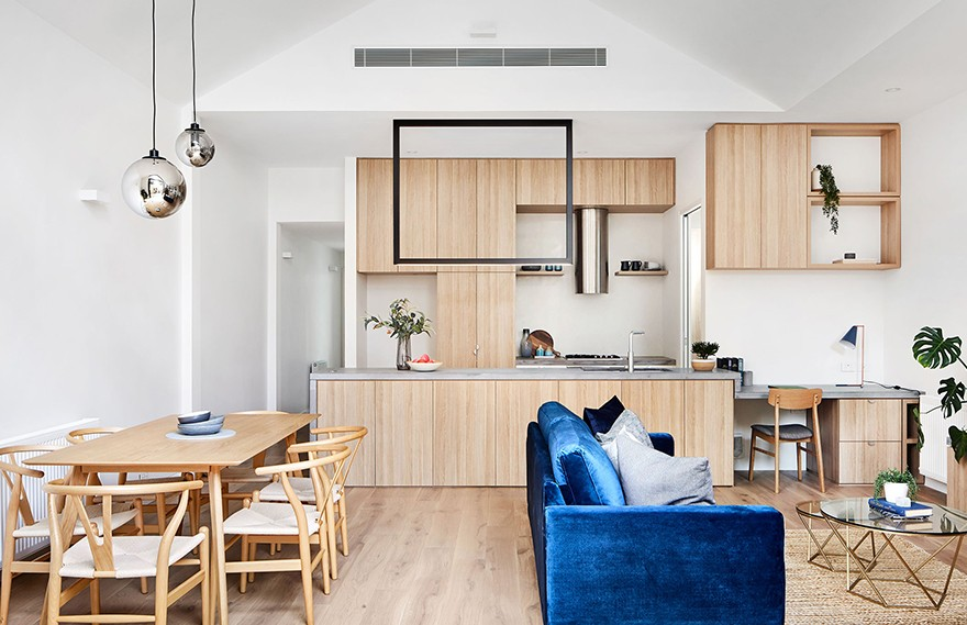 Atlas Architects | North Fitzroy Cottage