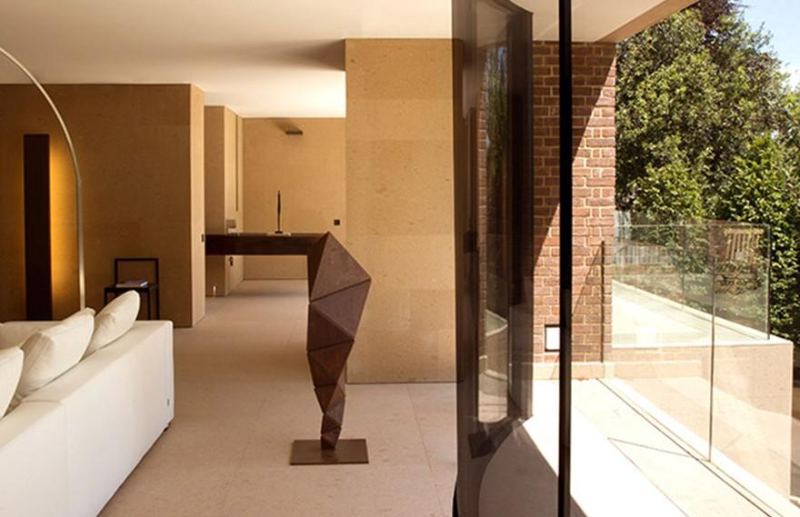 Claudio Silvestrin | Cannon Lane House
