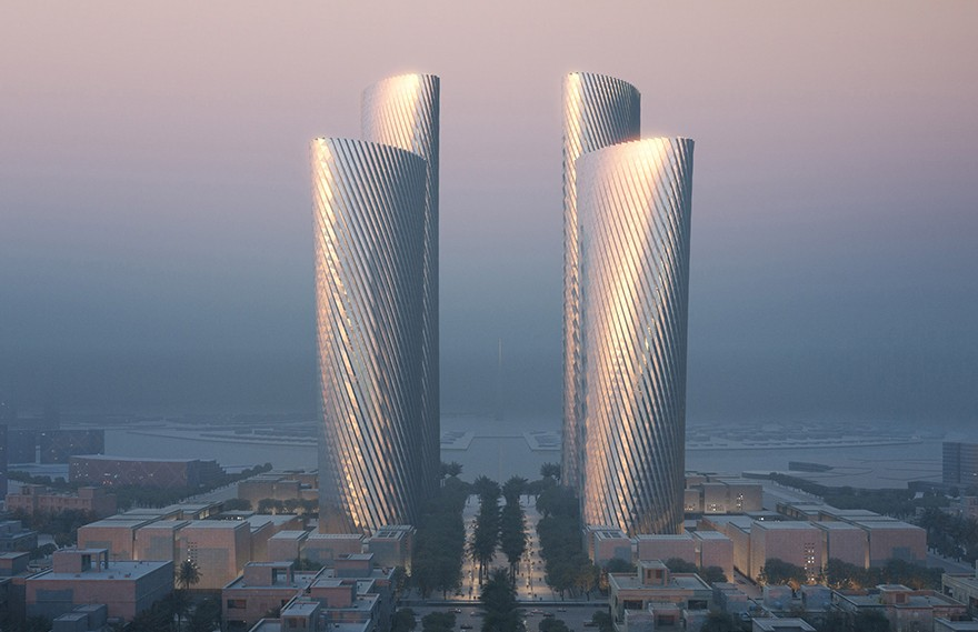 Foster + Partners | Lusail Towers