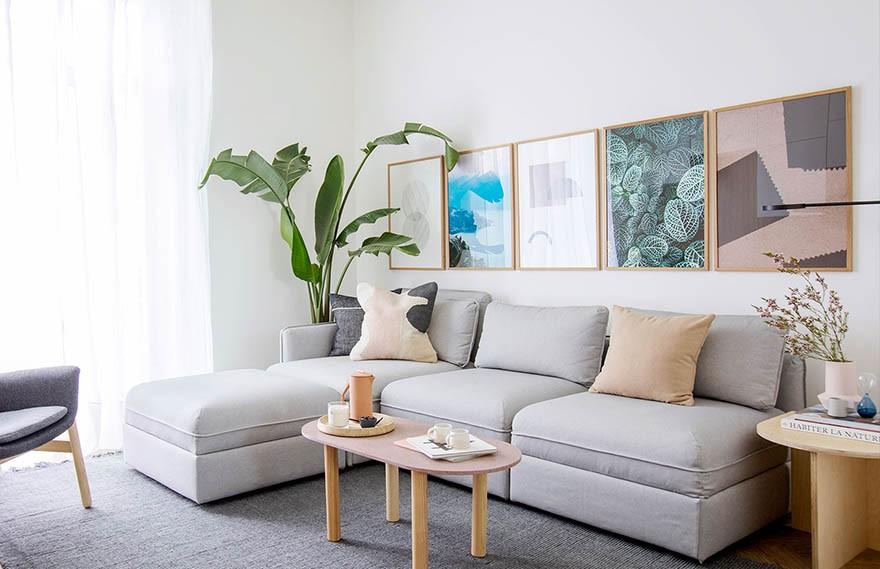 Laura Melling | Hawthorne , 温暖舒适的现代住宅