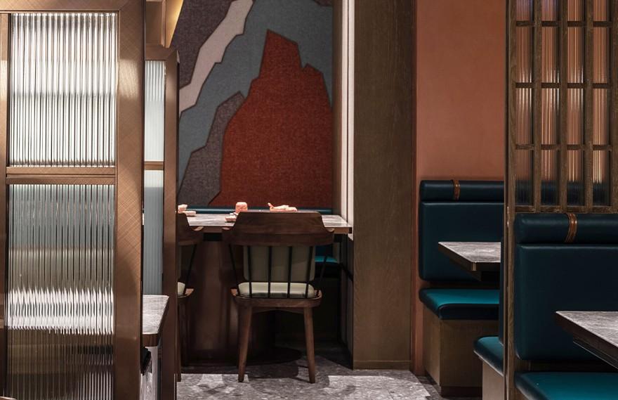 Studio1618   Kanizen Restaurant
