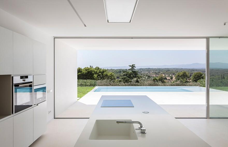 Gallardo Llopis Arquitectos | House On The Olive Trees