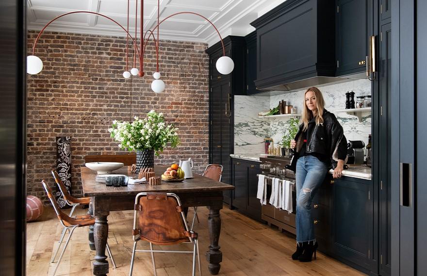 Charles Zana | 时装设计师Julie de Libran巴黎的家