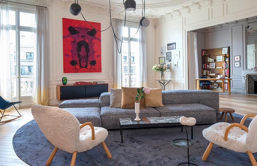 Rodolphe Parente | Apartment Trocadero