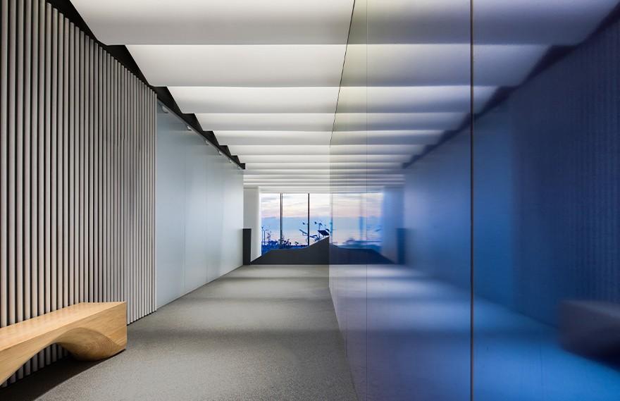Ippolito Fleitz Group | CIFI Sales Center Qingdao