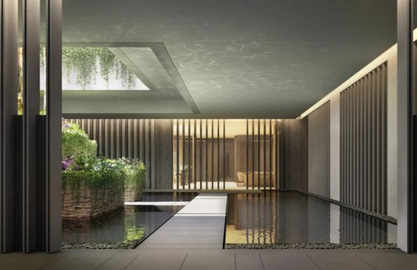 独家专访 | WOHA联手Yabu Pushelberg打造新加坡最新豪宅