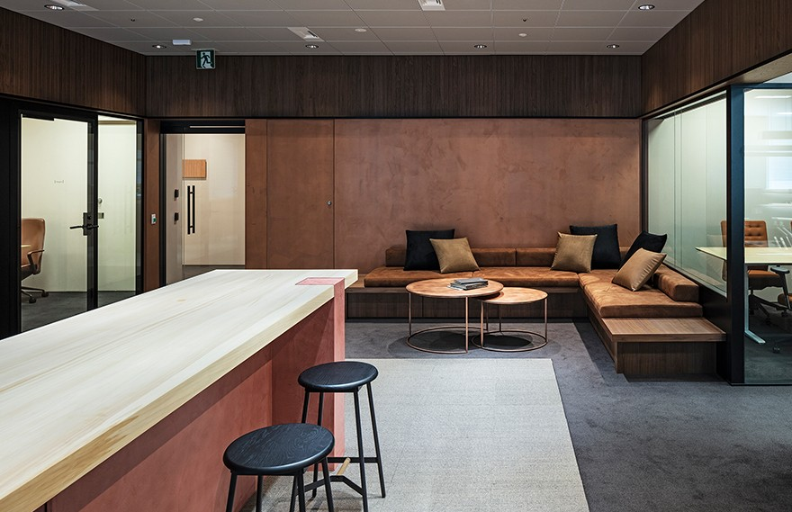 Suppose Design | Grosvenor Tokyo Office