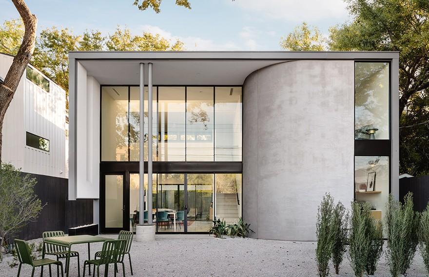 Ravel Architecture | E2211 House
