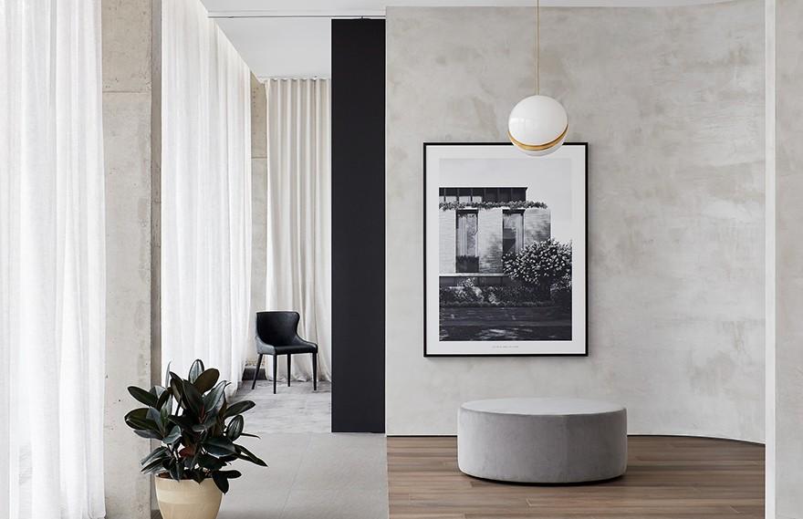 Cera Stribley | Edition Showroom , 现代简约的个性住宅