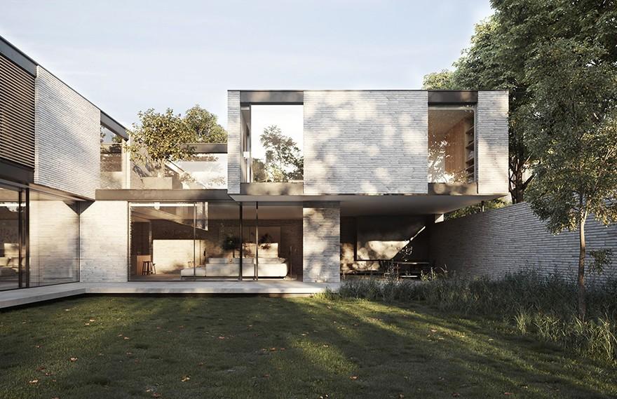 Strom Architects   Cobham House