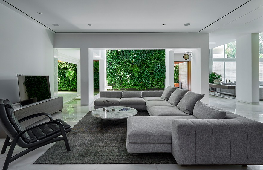 Studio VDGA | Green White House