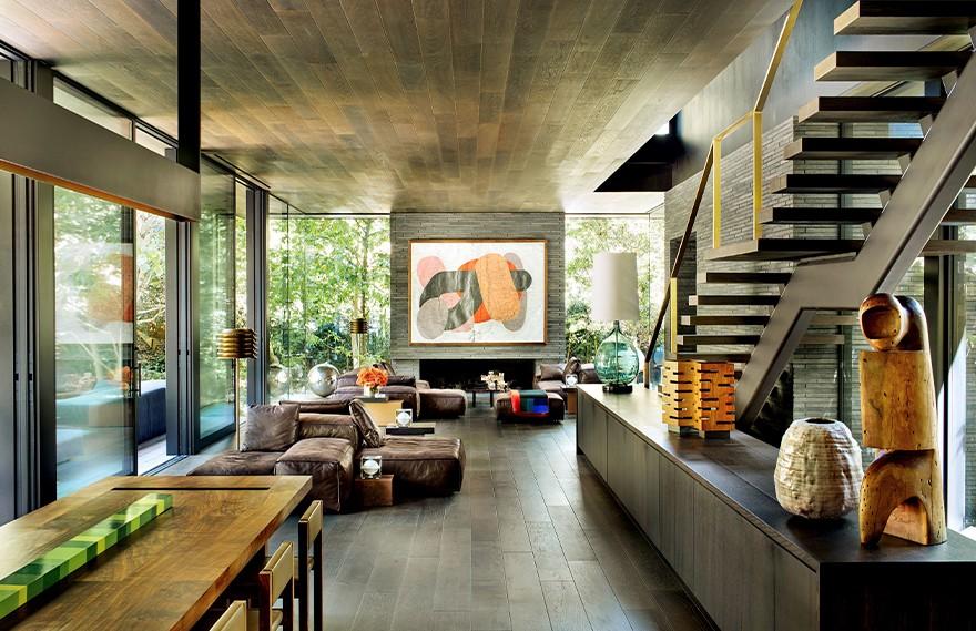 Marmol Radziner | 美国建筑师Marmol Radziner的家
