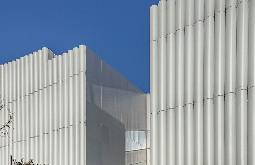 Steven Holl | The Nancy and Rich Kinder Building