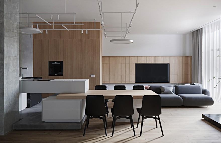 Nido Interiors | IMP Residence , 宁静舒适的家庭住宅