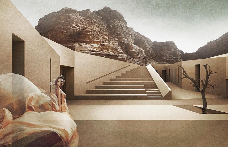 Rasem Kamal | The Sanctuary of Wadi Rum