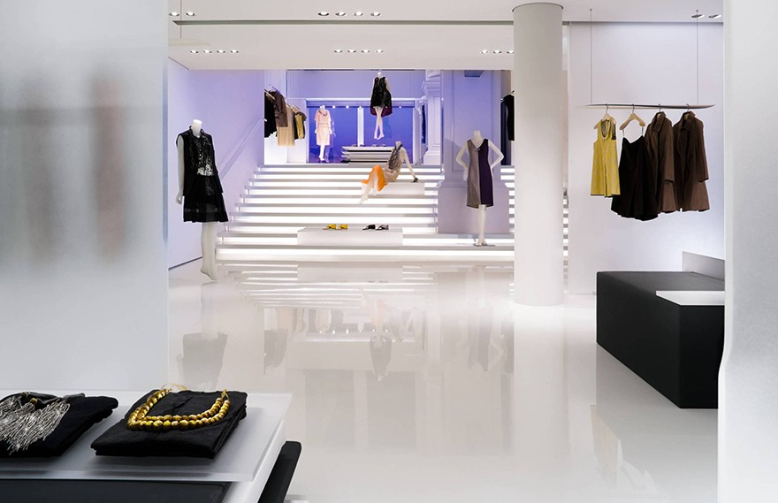 Gabellini Sheppard | Vera Wang Boutique , 高端精致的设计