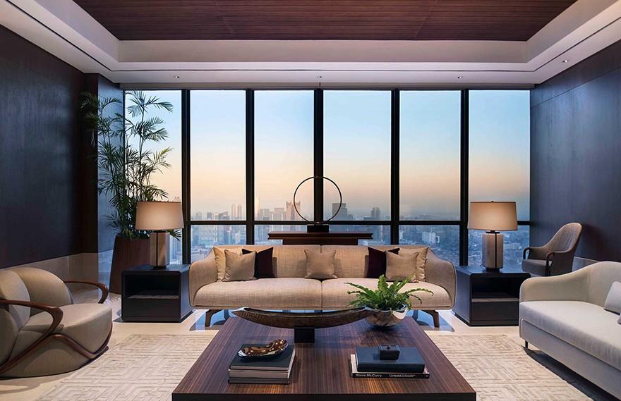 Yunii Jie | Jakarta Penthouse