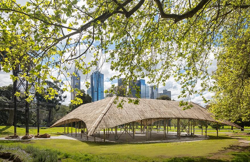 Studio Mumbai | MPavilion in Melbourne