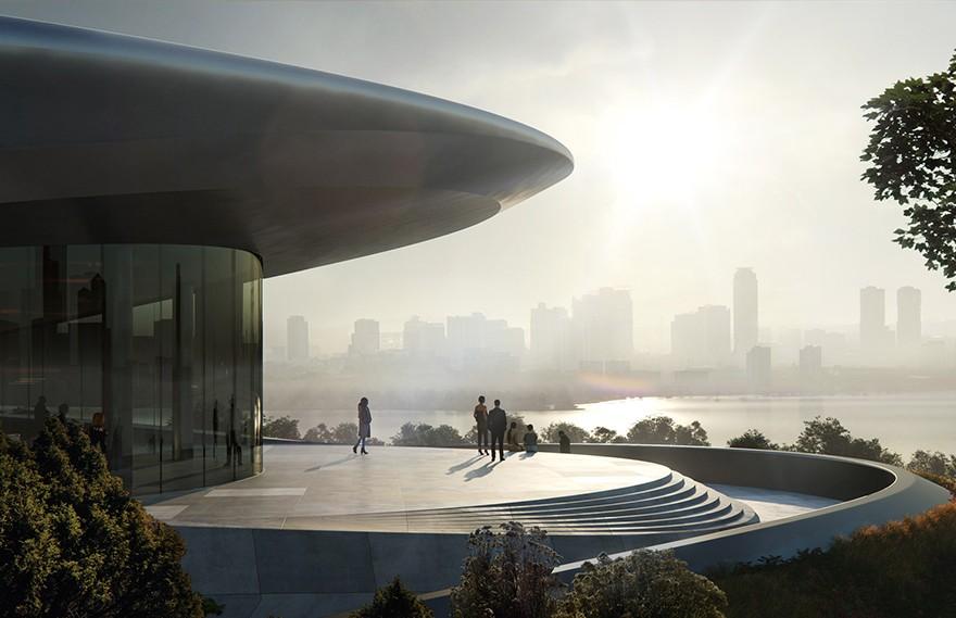Zaha Hadid | 成都独角兽岛 , 创造新领地