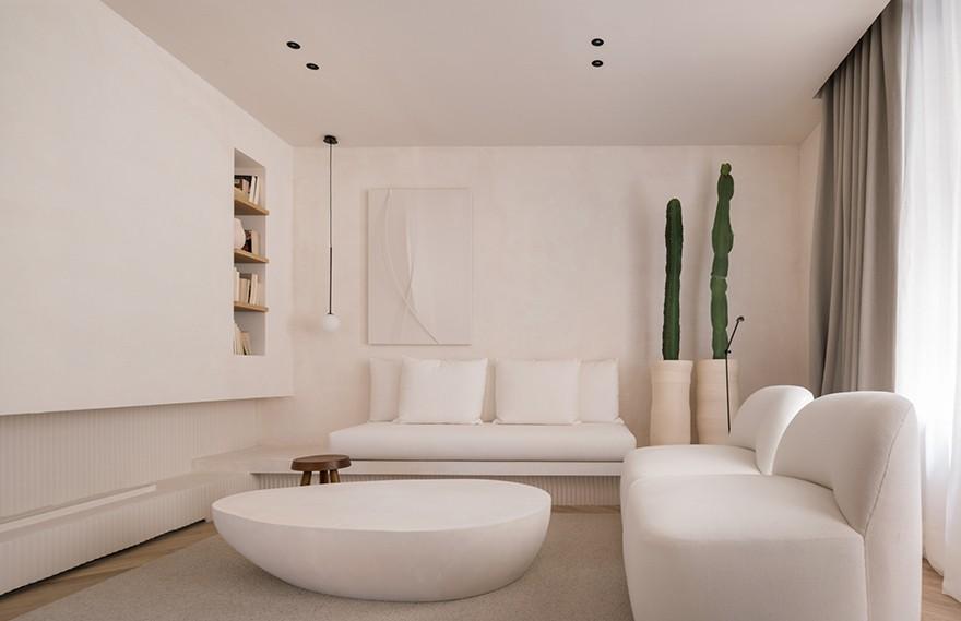 Sofía Oliva | Blank Canvas Apartment