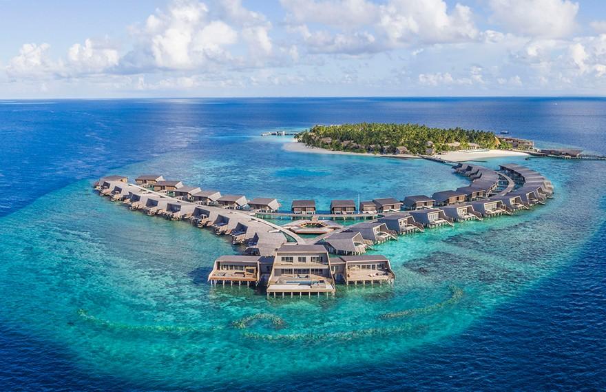 WOW Architects   The St.Regis Maldives Vommuli Resort