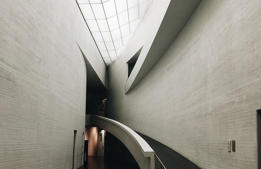 Steven Holl | Kiasma Museum
